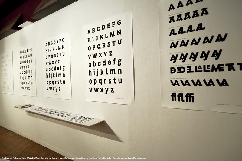 Planches typographiques