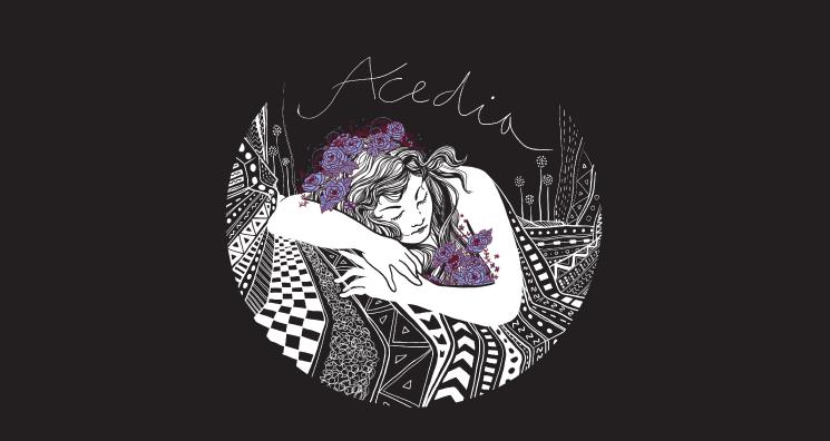 Acédia - Ludivine Martin