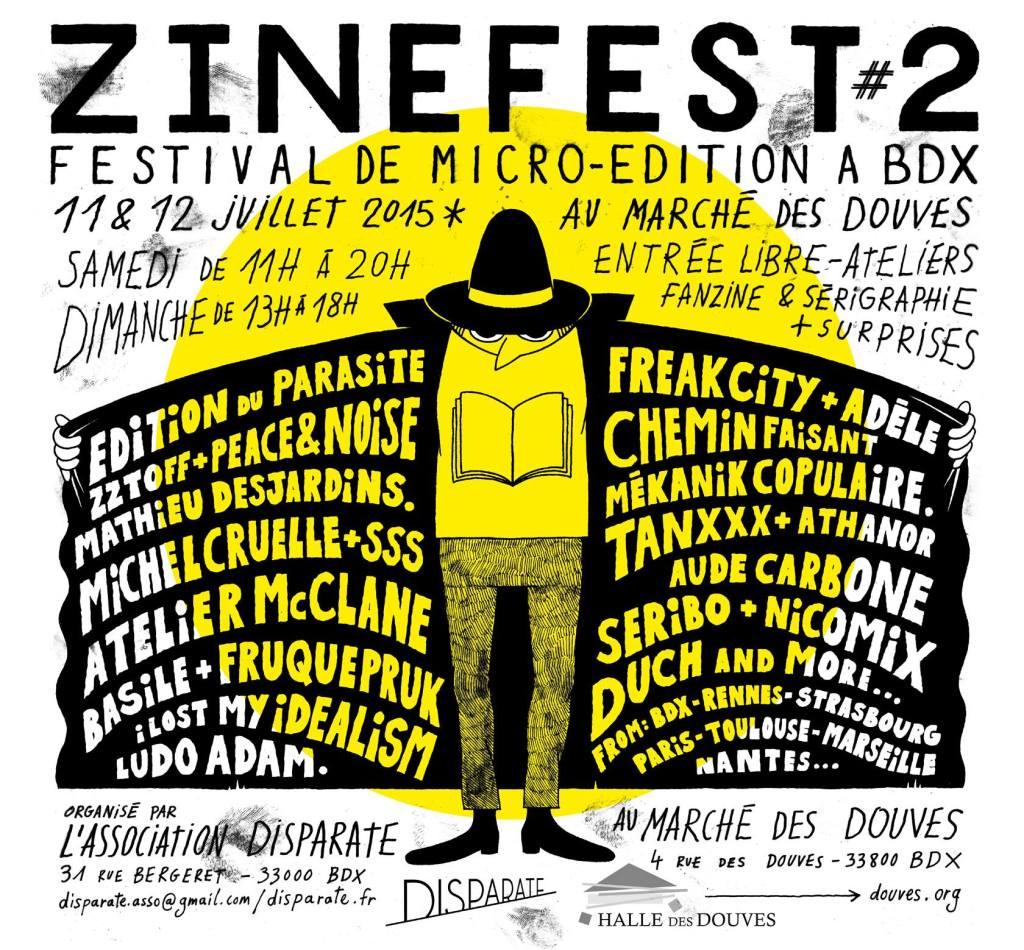 Zine Fest #2