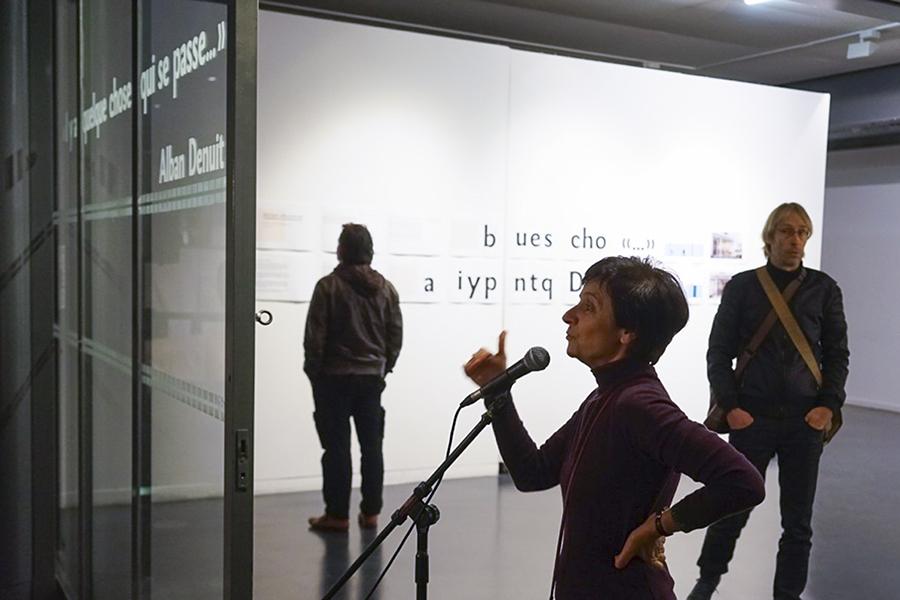 Hélène Saule-Sorbé | Photo de Pierre Baumann