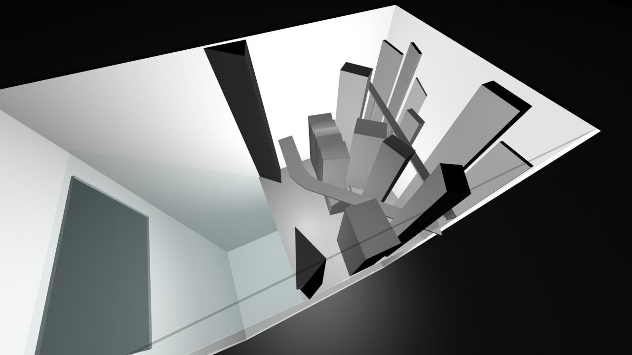 Vue 3D préparatoire : Julien Renard